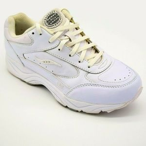 Saucony Womans Grid Sneakers Size 8.5 W White
